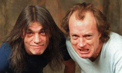 Malcom Young and Angus Young