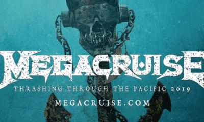 Megadeth Cruise