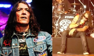 Stephen Pearcy apologizes for intoxicated show