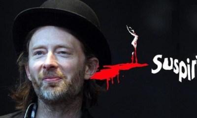 Thom Yorke and Suspiria
