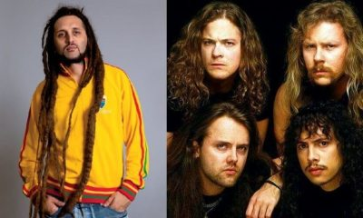 Alborosie and Metallica