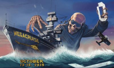 Megadeth's cruise