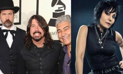 Nirvana and Joan Jett