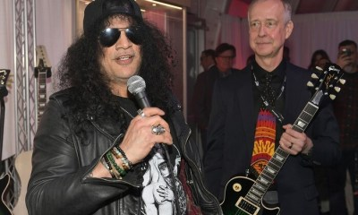 Slash reveals the meaning of his nickname