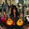 Slash with gibsons