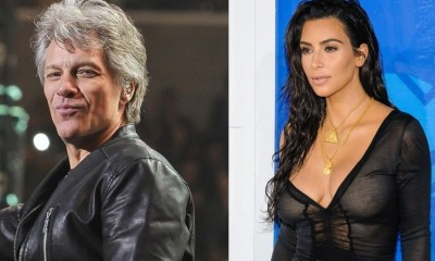 bon jovi and kim kardashian