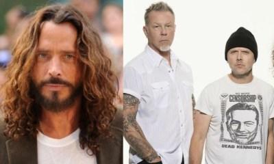 Chris Cornell and Metallica