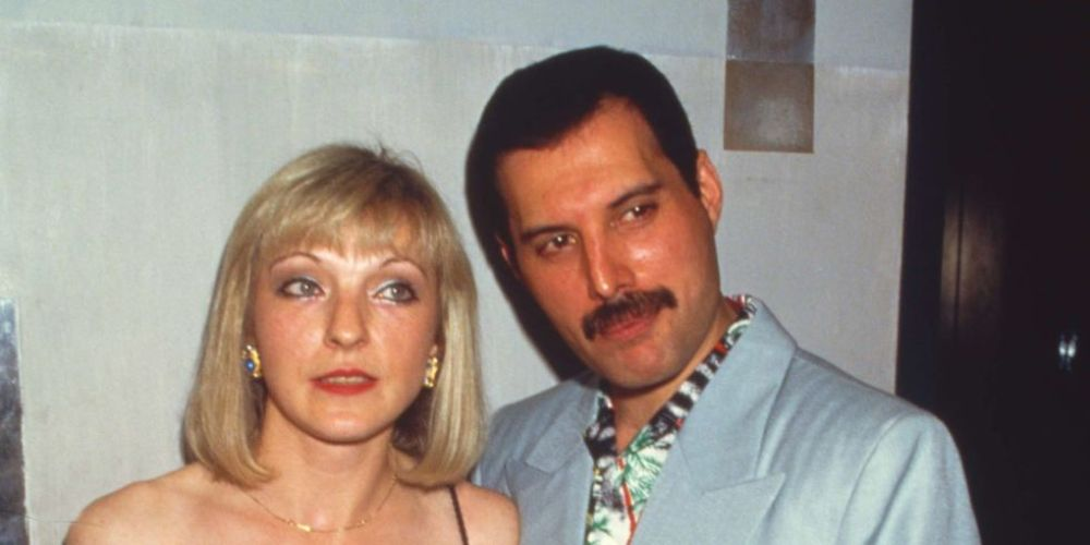 Mary and Freddie
