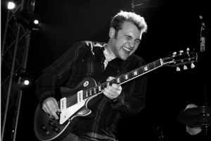 Blues phenomenon Sean Costello