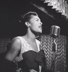 Billy Holiday -44- drug overdose