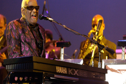 a biography of ray charles robinson an american singer songwriter musician and composer Ray charles robinson (september 23, 1930 - june 10, 2004), professionally known as ray charles, was an american singer, songwriter, musician and composer.