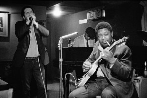 BB King with Paul Butterfield