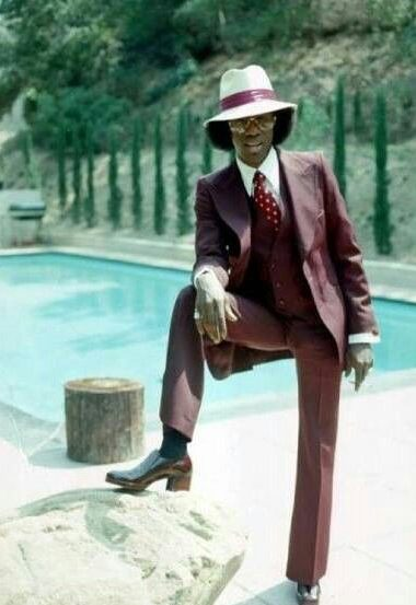 Johnny guitar watson master of the fender guitar. Funkmaster Johnny Guitar Watson dies during Performance