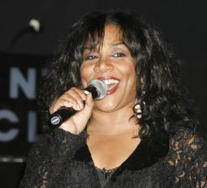 Joni Sledge of Sister Sledge