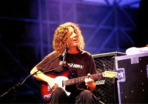 Michael Houser of Widespread Panic