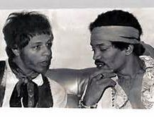 arthur lee of love with jimi hendrix