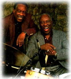 clyde stubblefield and Jabo Stark