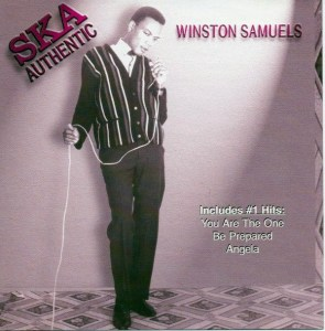 Winston Samuels of Desmond Dekker and the Aces