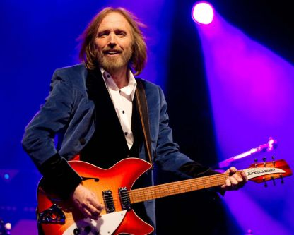 tom petty and the heart breakers front man