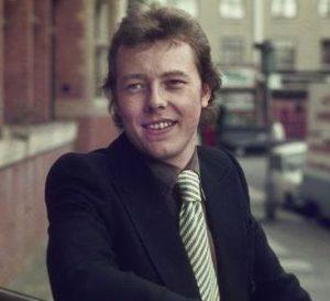 British pop star Peter Skellern