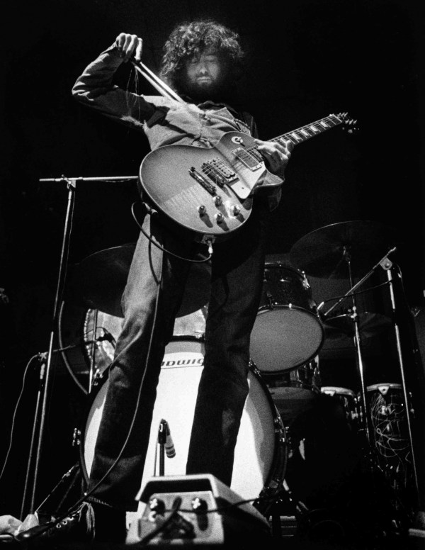 Jimmy Page | Rock & Roll Photo Gallery
