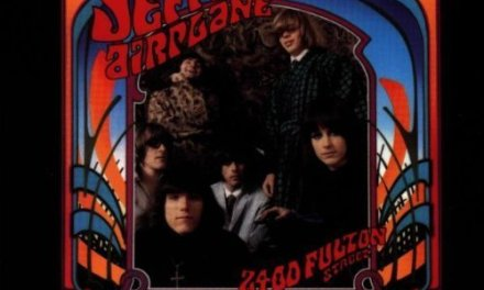 """2400 Fulton Street"" By The Jefferson Airplane Album Cover Location"