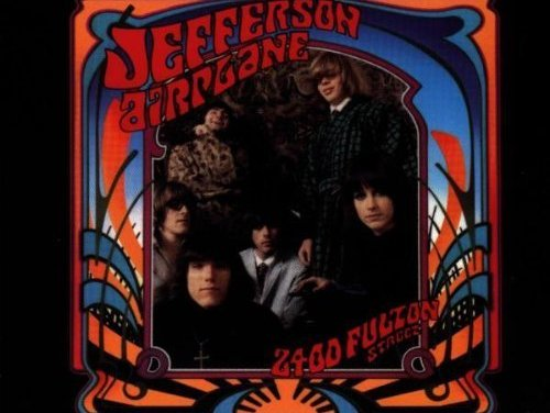 2400 Fulton Street by The Jefferson Airplane Album Cover Location