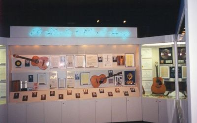 Alabama Music Hall of Fame In Tuscumbia
