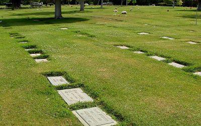 Buried Here – Ron (Pigpen) McKernan, Founding Member Of The Grateful Dead