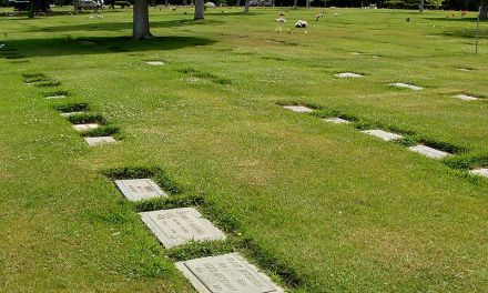 Buried Here – Ron (Pigpen) McKernan, Founding Member Of The Grateful Dead