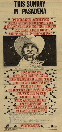 American Music Show Poster