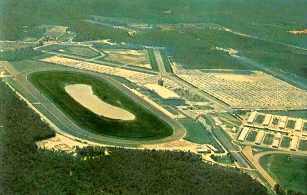 Atlantic City Race Track
