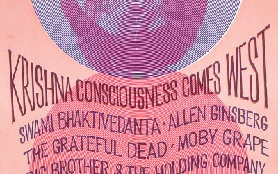 Avalon Ballroom –  Janis Joplin's First Public Appearance With Big Brother