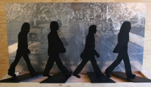 Beatles Walnut Ridge Statue