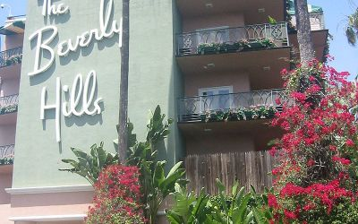 Beverly Hills Hotel – The Eagles Hotel California