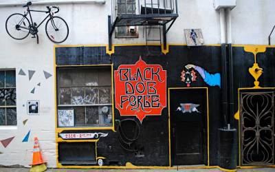 Black Dog Forge, Was Pearl Jam And Soundgarden's Rehearsal Basement