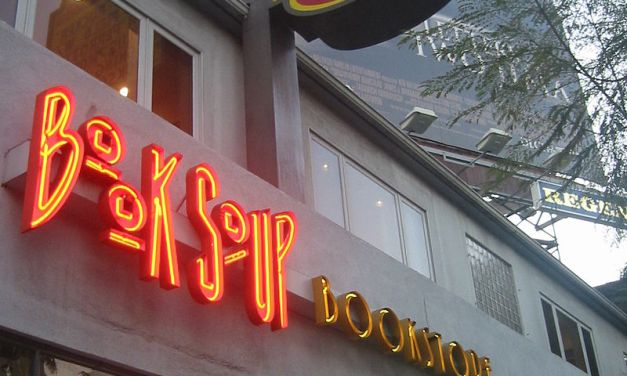 Book Soup – Best Place To See A Musician Sign Their Book