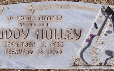 Buried Here – Buddy Holly