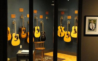 C. F. Martin & Co. – The Oldest Surviving Maker Of Guitars In The World
