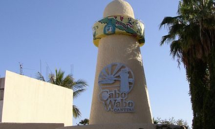 Cabo Wabo – owned by Sammy Hagar