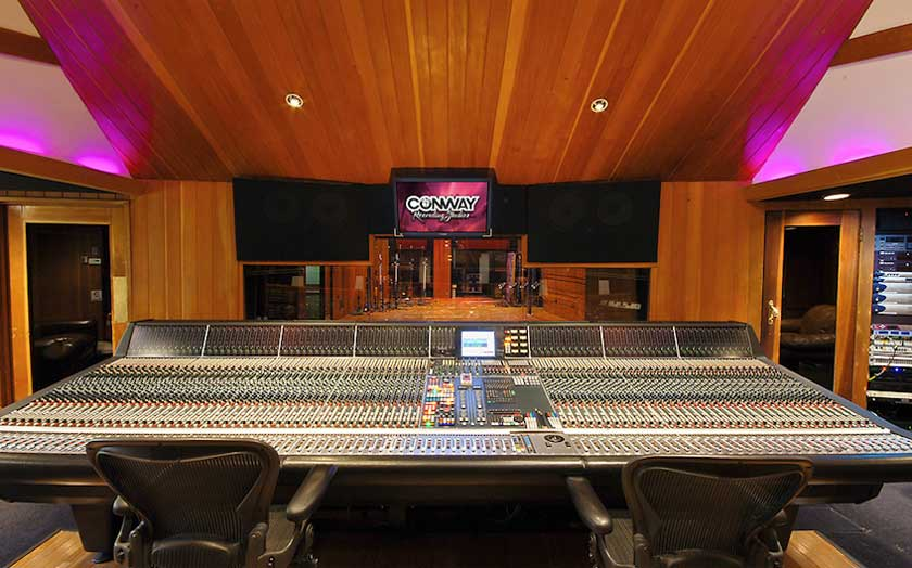 Image result for conway recording studios