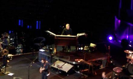 Buried Here – Danny Federici,  Keyboards And Original Member Of The E Street Band