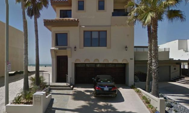Dave Grohl's Oxnard California Residence