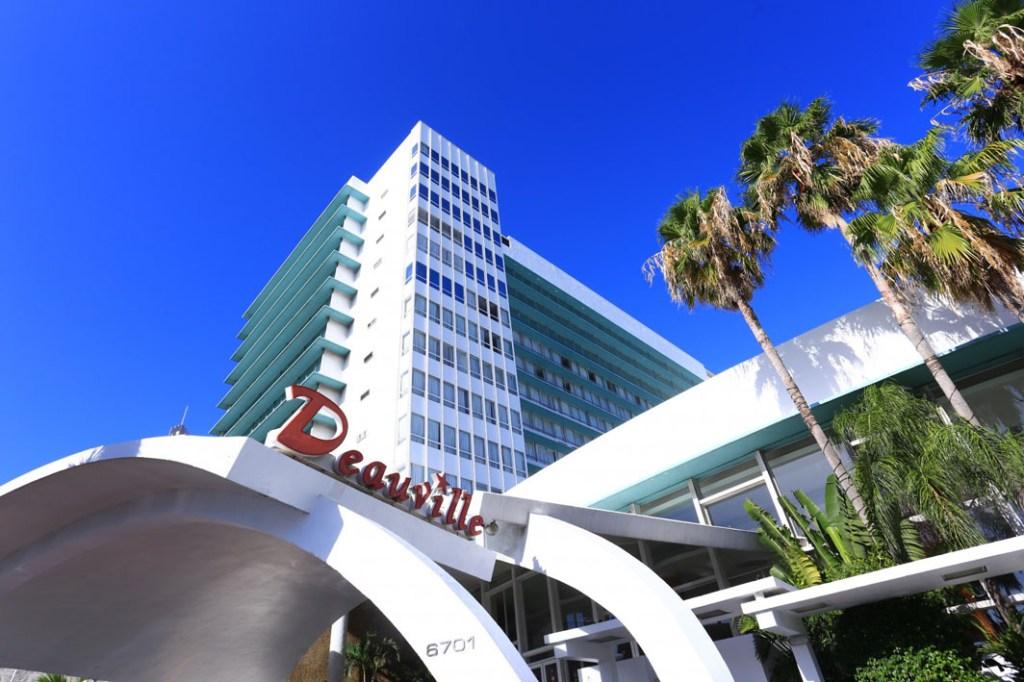 Deauville Beach Resort Miami
