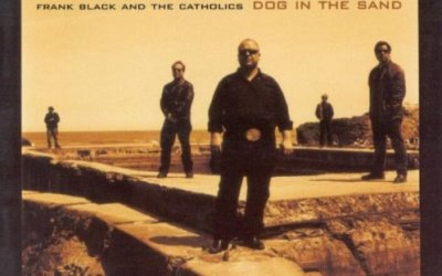 Dog In The Sand by Frank Black Album Cover Location