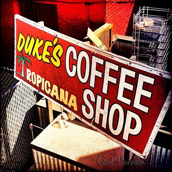 Duke's Coffee Shop
