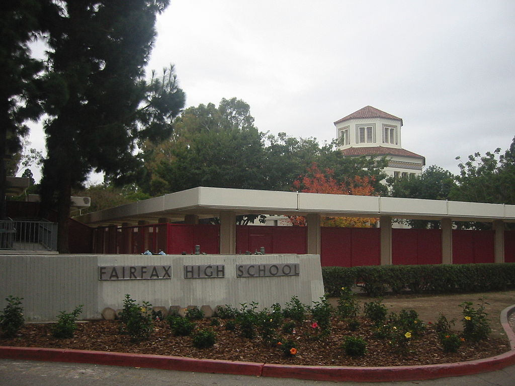 Fairfax High School
