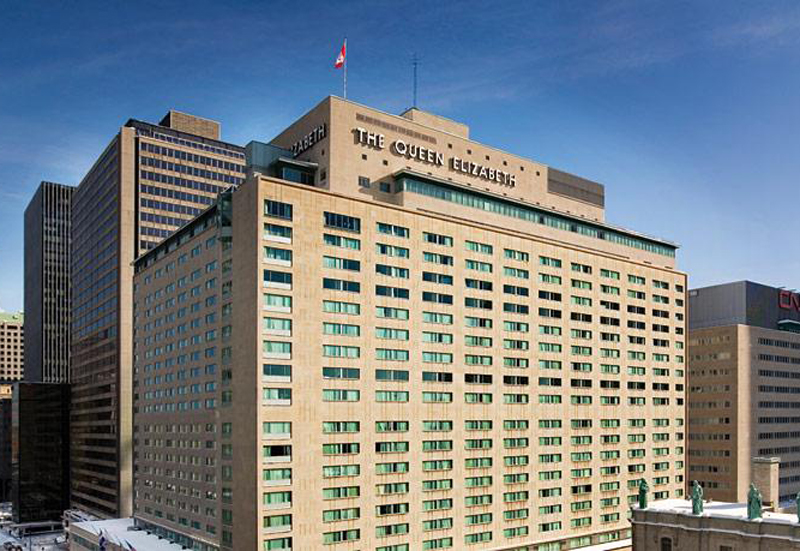 Fairmont Queen Elizabeth Hotel