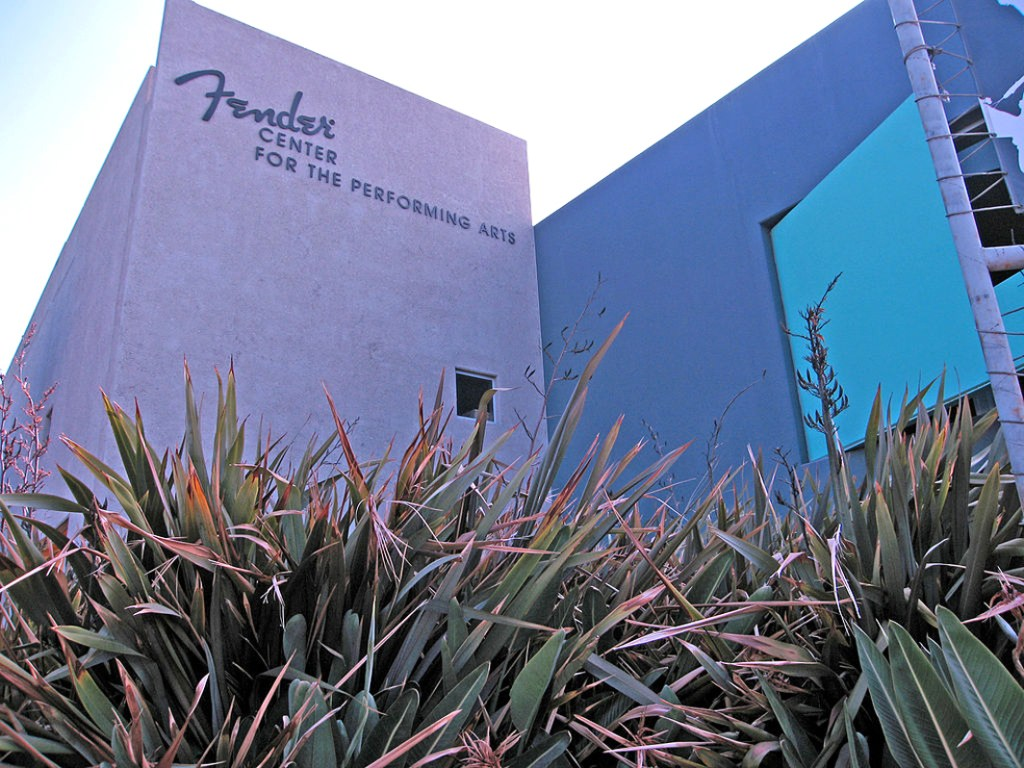 Fender Center