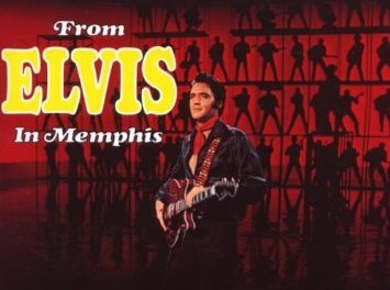 From Elvis In Memphis By Elvis Presley Album Cover Location